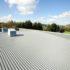 плоская крыша цеха