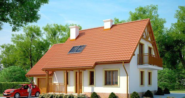 крыша односемейного дома